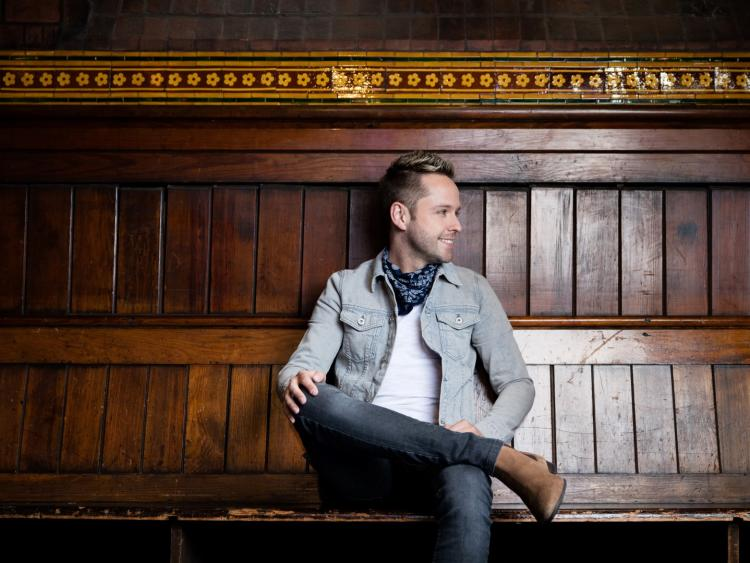 Country star Derek Ryan preparing for Offaly gig - Offaly Express