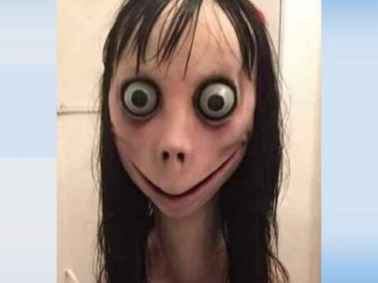Offaly parents issued with warning of disturbing'Momo challenge targeting kids