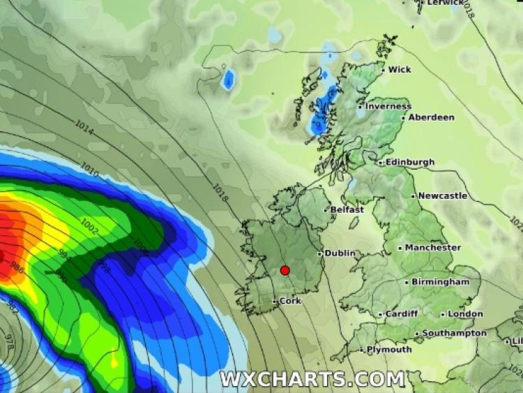Boxing Day rain becoming confined to Scotland on Friday