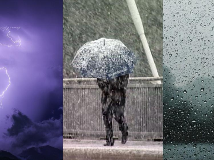 Yellow warning for heavy rain in parts of Preston and South Ribble