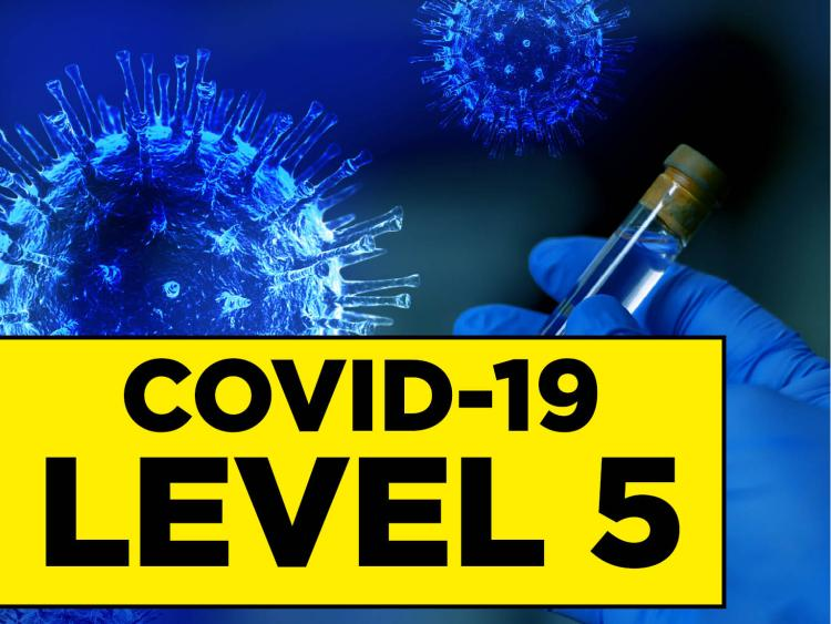 Huge drop in number of new Covid-19 cases in Offaly today