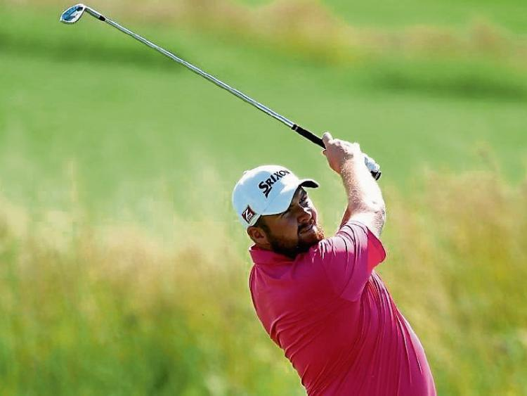 Tournament host Garcia leads at Valderrama