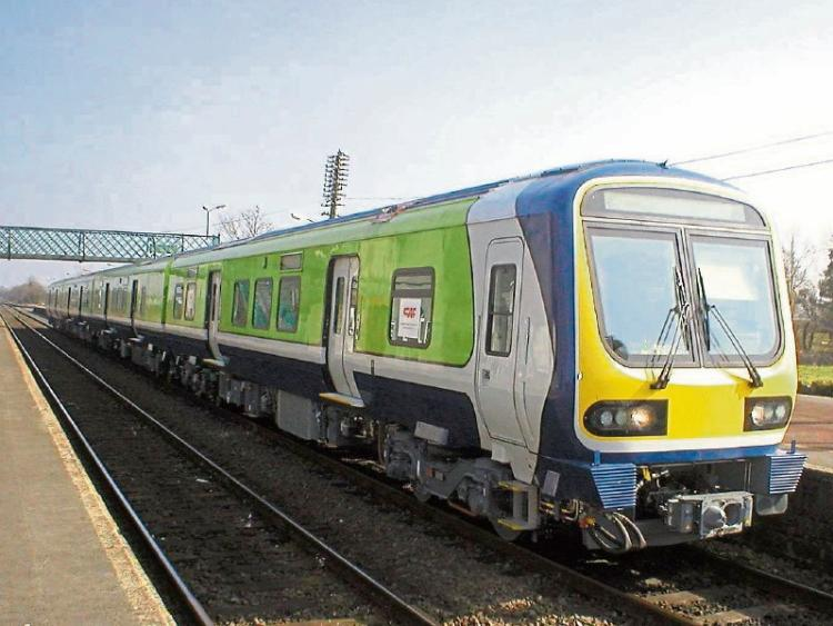 Woman seriously injured after being struck by train in Offaly