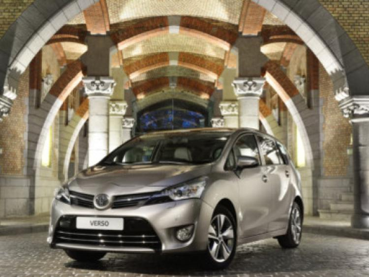 Toyota Hope New Engine Will Help Verso Compete With Qashqai Offaly